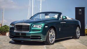 Rolls-Royce hé lộ hai phiên bản bespoke tuyệt đẹp của Wraith và Dawn