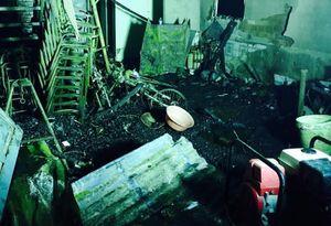 Cháy nhà gỗ, 6 người trong một gia đình chết thảm