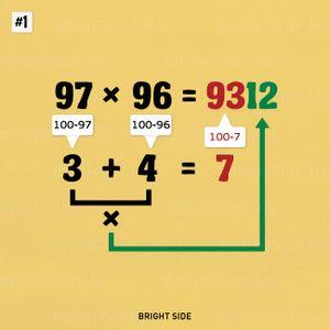 9 mẹo làm toán mà bạn nên biết