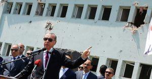 Thổ Nhĩ Kỳ bắt đầu bị thanh trừng giới doanh nhân sau vụ đảo chính