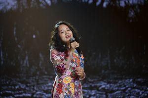 Thu Phương trở về Hà Nội hát 'Thành phố tình yêu và nỗi nhớ'