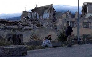 Động đất mạnh ở Italy, một nửa thị trấn biến mất