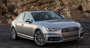 """""""Xế sang"""" Audi A4 Ultra 2017 tiết kiệm nhiên liệu nhất phân khúc"""