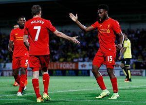 5 điều rút ra sau chiến thắng ấn tượng của Liverpool trước Burton