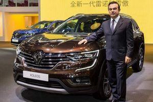 "Renault Koleos 2017 ""chốt giá"" 550 triệu tại xứ Kim Chi"