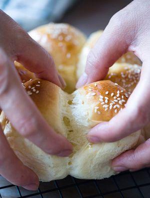 Bữa sáng vừa ngon lại hấp dẫn với bánh mì sữa