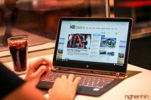 Đánh giá laptop mỏng nhất thế giới HP Spectre 13: miễn chê!
