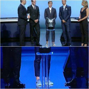 Vua phá lưới Euro bị châm biếm vì 'quần quá ngắn, giày quá xấu'
