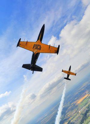 Máy bay huấn luyện L-39 được thiết kế như thế nào?