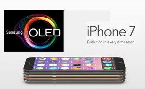Samsung có thể sẽ làm màn hình cong cho iPhone trong năm 2017