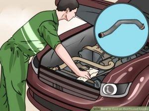Đối phó cấp tốc khi động cơ xe quá nhiệt