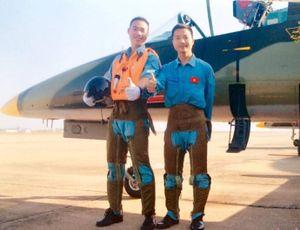 Phi công máy bay L-39 từ chối nhảy dù để cứu dân