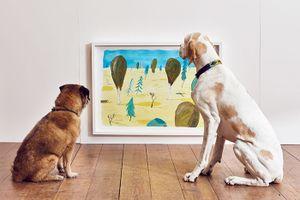 London: Triển lãm đầu tiên trên thế giới dành cho chó