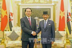 Việt Nam và Brunei đặt mục tiêu nâng kim ngạch thương mại lên 500 triệu USD vào năm 2025
