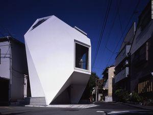 Những ngôi nhà siêu nhỏ, siêu đẹp của người Nhật