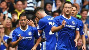 Chelsea đại thắng Burnley, Conte nở nụ cười