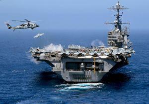 """Mỹ lập """"vùng không người"""" trị Trung Quốc nếu nổ ra chiến tranh"""