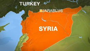 Thổ Nhĩ Kỳ tiếp tục oanh kích Syria, ít nhất 20 dân thường chết