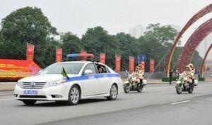 Thứ trưởng phải đi xe chung khi tháp tùng Thủ tướng