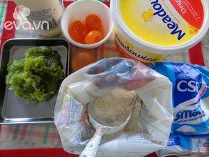 Bánh Trung thu vị bơ nhân dứa bí đao cho người ít ăn ngọt