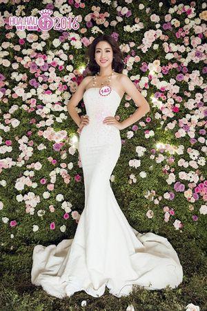 Cận cảnh nhan sắc và đường cong nóng bỏng của tân Hoa hậu Việt Nam Đỗ Mỹ Linh