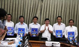 TP.HCM tái bổ nhiệm hàng loạt lãnh đạo sở, ngành