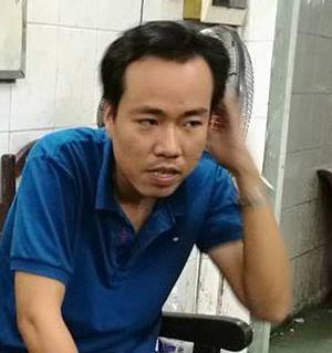 Tài xế Uber dí dao cướp tài sản của bà bầu ở Sài Gòn