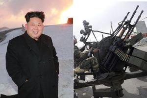Báo Hàn Quốc: Triều Tiên xử tử 2 quan chức bằng súng phòng không