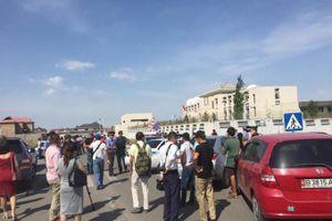Đánh bom liều chết tại Đại sứ quán Trung Quốc ở Kyrgyzstan