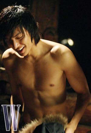 19 mỹ nam màn ảnh Hàn 'cởi là hot'