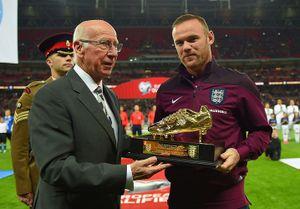 Chùm ảnh: Rooney và những cột mốc thăng trầm cùng ĐT Anh