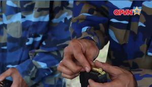 Tuyệt vời: Việt Nam sản xuất đạn cho súng trường Tavor