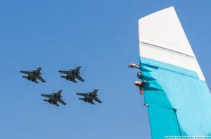 Hé lộ sức mạnh ghê gớm Không quân Nga ở Viễn Đông