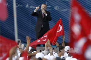 Bản tin 20H: Thổ Nhĩ Kỳ nêu điều kiện bắt tay Mỹ chống IS