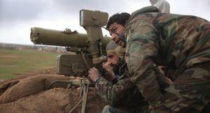 Quân Syria bẻ gãy cuộc tấn công của phiến quân, diệt gọn 30 chiến binh IS
