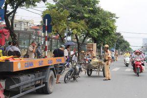 Hà Nội: Xử lý hơn hàng nghìn xe xích lô, ba gác chở quá khổ, quá tải