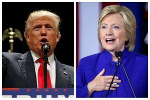 Trump và Hillary cân bằng trước cuộc tranh luận đầu tiên