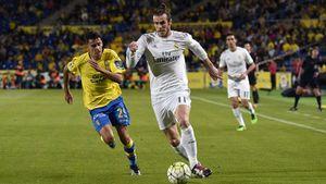 Las Palmas 1-1 Real Madrid: Ronaldo mất tích (H2)