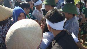 Nước mắt lăn dài lễ đưa tang 4 bà cháu ở Quảng Ninh
