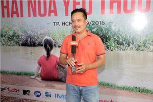 Trương Thị May bất ngờ xuất hiện tại casting phim 'Hai nửa yêu thương'
