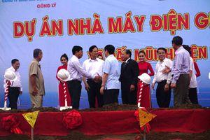 Khởi công dự án Điện gió Khu du lịch Khai Long- Cà Mau