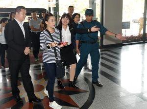 Công chúa Thái Lan thích thú trải nghiệm cáp treo Fansipan