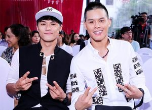 Vừa ly hôn, Lâm Vinh Hải lại vướng tin đồn yêu đồng tính