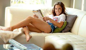 Top 20 nàng Ring-girl sexy nhất thế giới (Kì 7): Courtney Prather