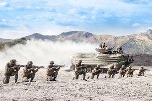 Thủy quân lục chiến Mỹ mong được diễn tập cùng HQĐB Việt Nam