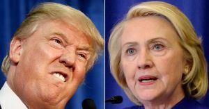 Cập nhật cuộc tranh luận trực tiếp giữa Donald Trump - Hillary Clinton