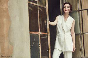 Hoa hậu Hoàn vũ Trung Quốc Trương Manh đẹp long lanh, quyến rũ