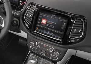 Ra mắt Jeep Compass 2017 hoàn toàn mới thế hệ thứ 2