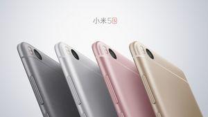 Xiaomi Mi 5s đã ra mắt: vân tay siêu âm, Snapdragon 821, giá chỉ 6,7 triệu đồng