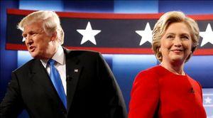 Phiên tranh luận đầu tiên: Clinton - Trump công kích nhau về chính sách kinh tế